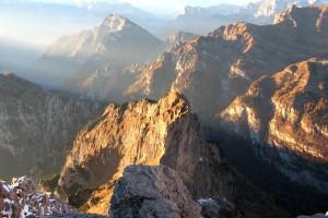 Tramonto in quota (abcdolomiti.com ©)
