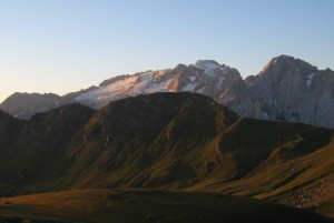 Alba sulla Regina delle Dolomiti (abcdolomiti.com ©)