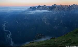 La Val Cordevole e i Monti del Sole (Paolo Colombera ©)