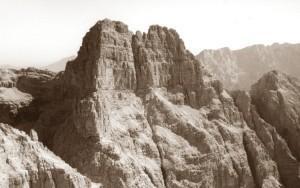 Sass de Mura - Dolomiti Feltrine (Luca Bridda ©)