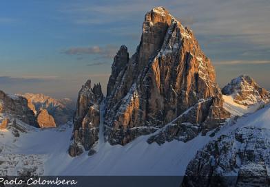 Le piu' belle immagini delle Dolomiti: Croda dei Toni