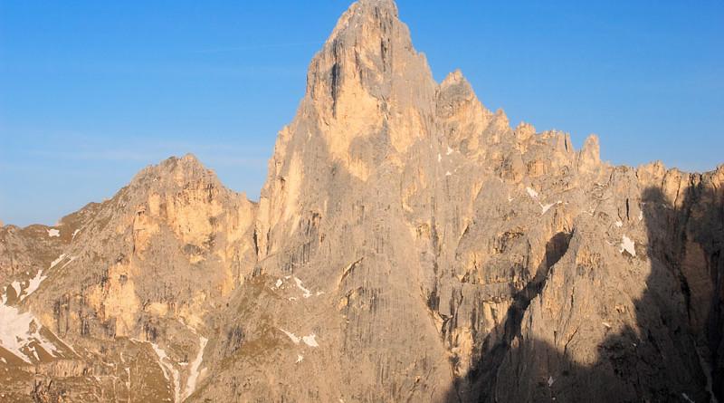 Le piu' belle immagini delle Dolomiti: il Sas Maor