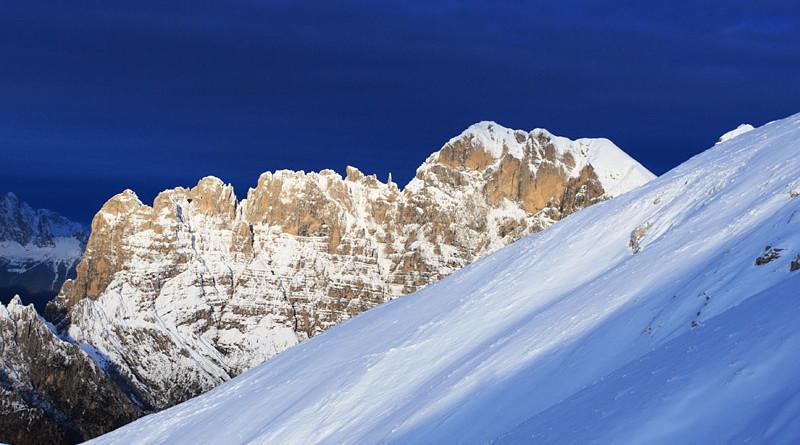 Le piu' belle immagini delle Dolomiti: la Schiara nelle Dolomiti Bellunesi