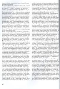 """Le Alpi Venete n.2 - 2004 : """"Cima del Bus del Diàol, prima ripetizione della via Schuster-Conedera-Zecchini, 101 anni dopo la prima ascensione""""testo di Luca Bridda"""
