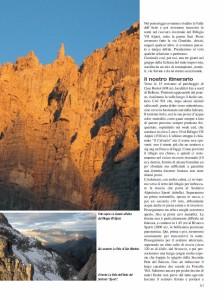 """Rivista CAI: """"Schiara: 3 giorni di arrampicate, sentieri e ferrate"""" articolo di Luca Bridda"""