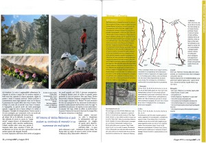 Articolo di Luca Bridda sulla rivista Montagne360 dedicato al Parco Nazionale di Paklenica, in Croazia, che protegge parte dei monti Velebit e racchiude una parete straordinaria, quella dell'Anica Kuk, di cui vengono descritti tre itinerari di stampo sportivo/semi-alpinistico.