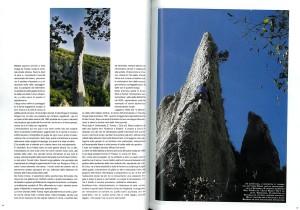 A Vela Draga (o Vranjska Draga) non c'è solo una palestra per climbers vagabondi…qui c'è un'opera d'arte della natura