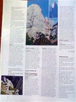 """La Rivista del Club Alpino Italiano - autunno 2007 """"Vette e Torri dei Monti del Sole"""", articolo di Luca Bridda"""
