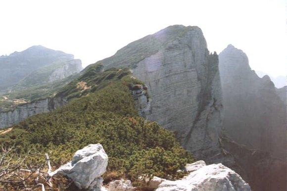 Il Mont Alt dalla Croda Bianca