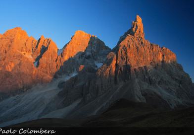 Le piu' belle immagini delle Dolomiti: il Cimon della Pala
