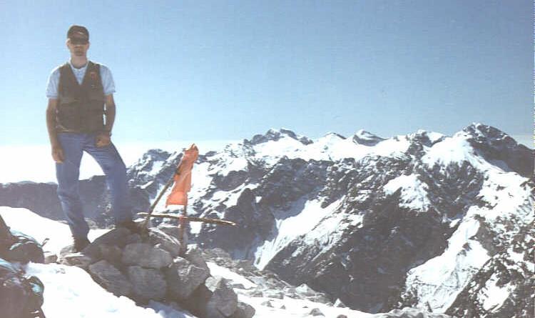 Crep Nudo (2207 m) - panorama dalla cima