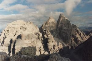 La Punta dei Tre Scarperi