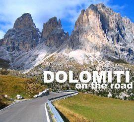 Road trip nelle Dolomiti in automobile, tutti i più bei punti panoramici. Dolomiti on the road