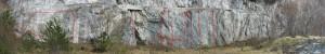 Zona Boulder Parete dei Falchi/Passerella