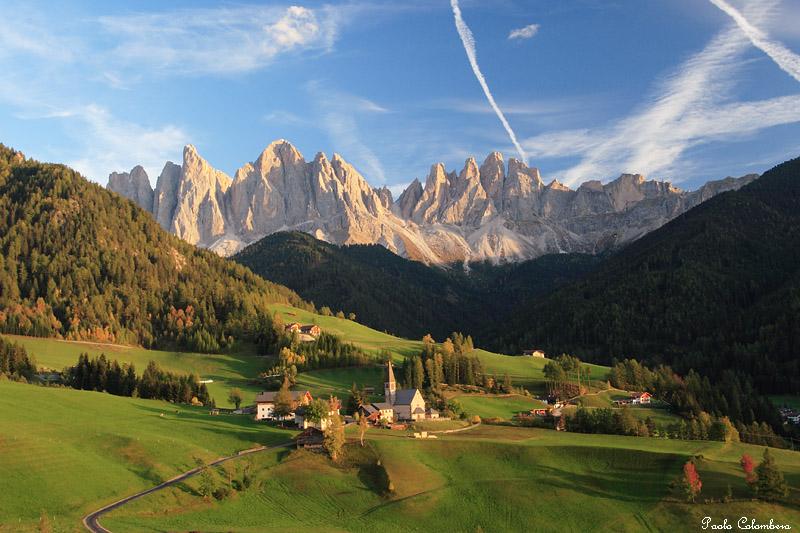 Le piu belle immagini delle dolomiti il gruppo delle - Immagini da colorare delle montagne ...