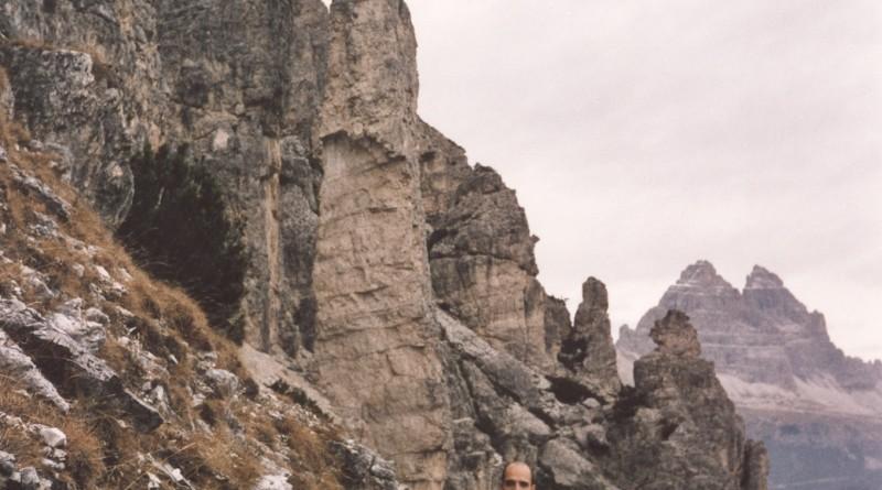 Guglia De Amicis (2100 m) - Via Dulfer