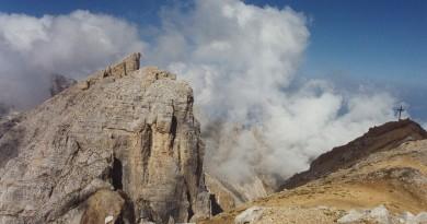 Latemar: Cimon del Latemar, Monte Schenòn e Torre Christomannos