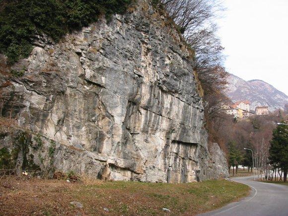 Falesia di Malcolm, Longarone (BL)