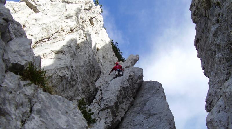 Scalata della Torre del Mont Alt