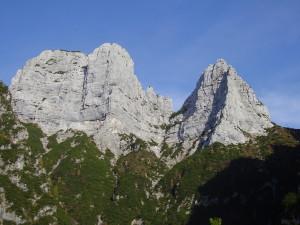 Torre dei Feruch e Monte Fornel