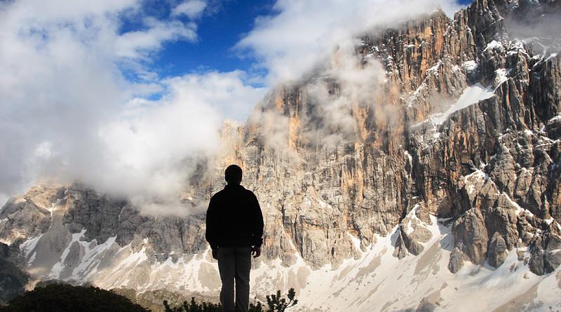 Le piu' belle immagini delle Dolomiti: il monte Civetta