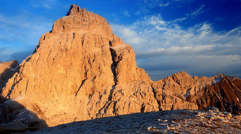 Le piu' belle immagini delle Dolomiti: il monte Duranno