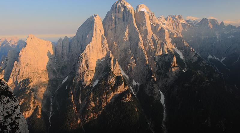 Monte Agner, il gigante di pietra