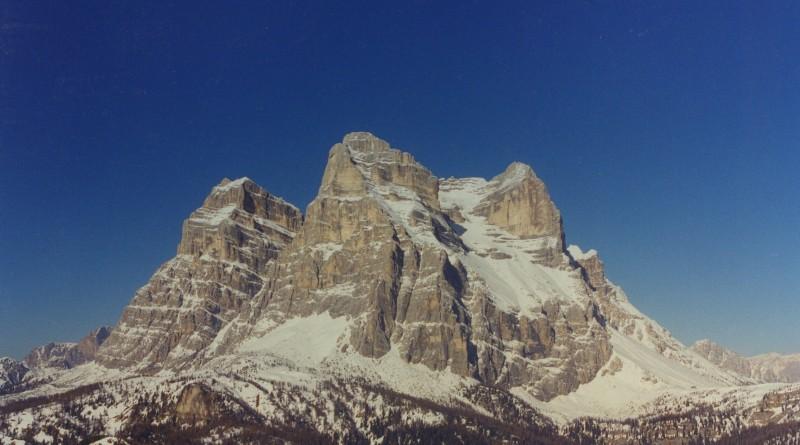 Il Monte Pelmo (3168 m)