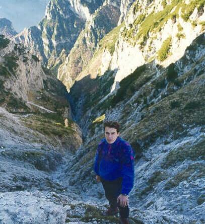 Forcella Dei Pom (1957 m) - Monti del Sole