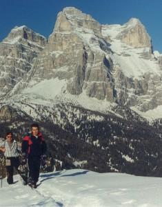 Monte Punta (1952 m) - quasi in cima