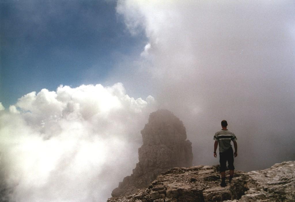 Sfornioi Nord (2410 m) - via normale alla cima