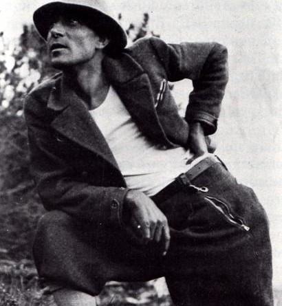 L'alpinista Attilio Tissi