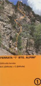 palestra di roccia della Val Gallina