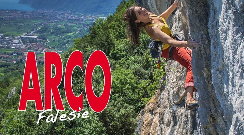 ARCO FALESIE 2015, la nuova guida monstre di Arco