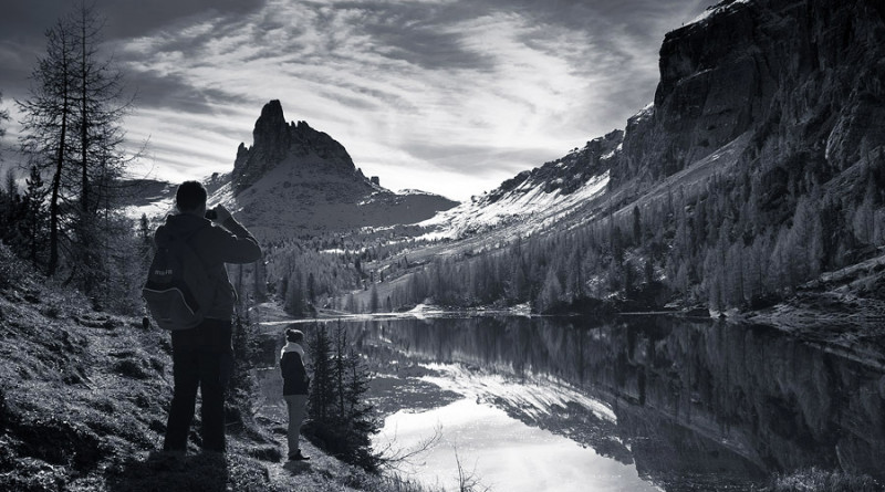 Il Becco di Mezzodì: le più belle immagini delle Dolomiti