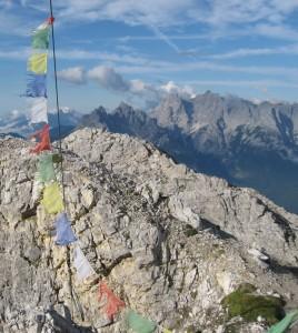 La cima del Monte Aiarnola