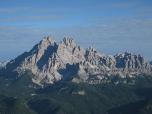 Il Monte Cristallo