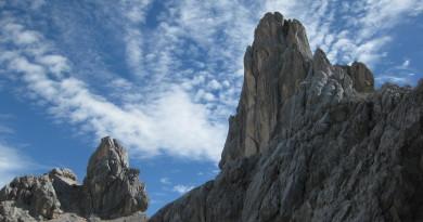 Traversata delle Marmarole (trekking integrale)