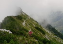 Quarta Pala di San Lucano (2267 m), via normale di salita