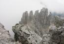 Sasso di Toanella (2430 m), via normale di salita