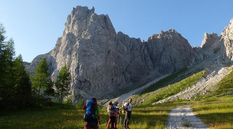 Due vie nuove nelle Alpi Carniche