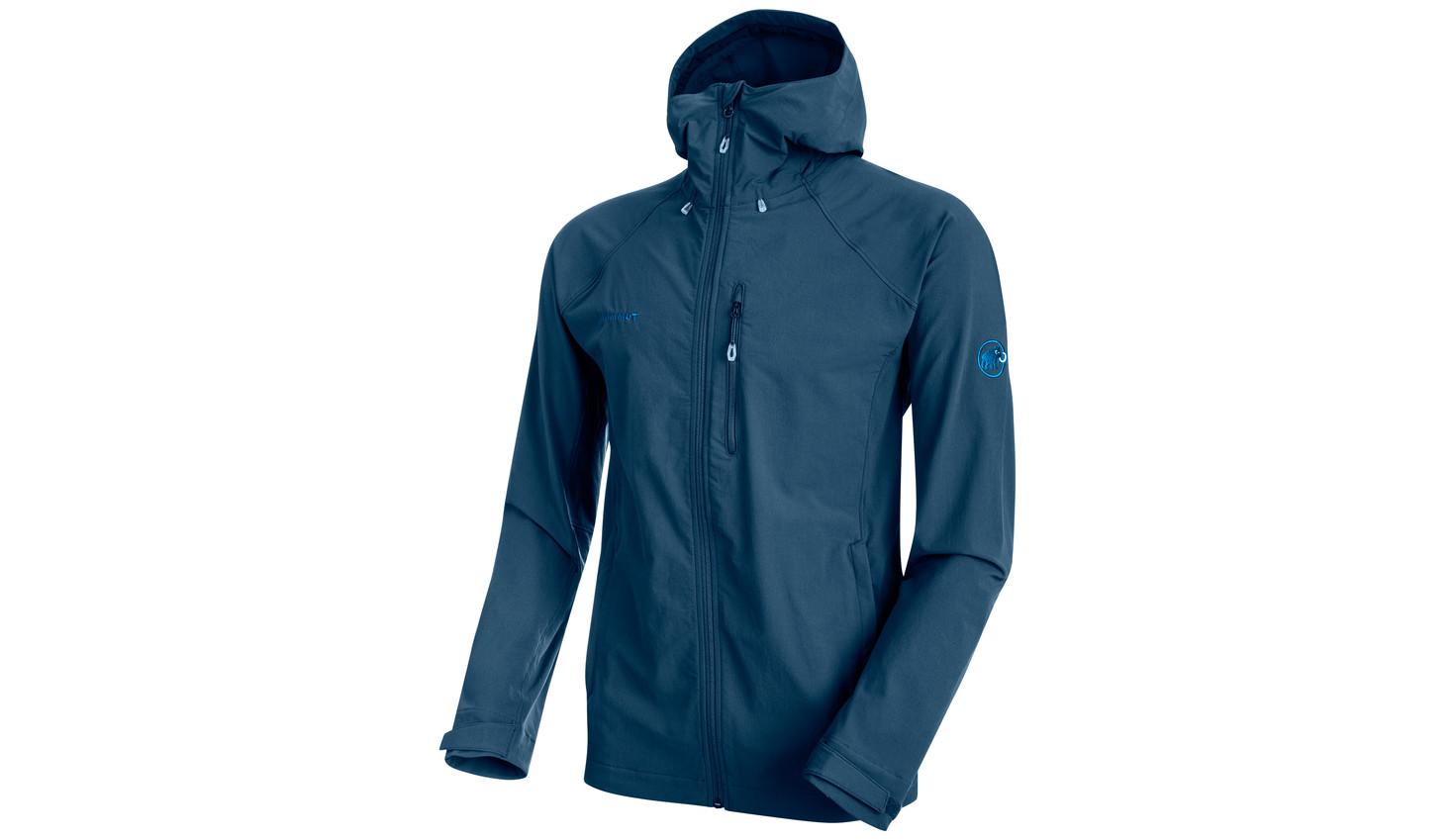 super cute 2376a b1fdc Mammut Runbold Trail, una giacca softshell perfetta per le ...