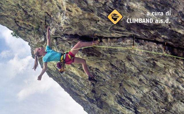 """Disponibile la guida """"Falesie delle Dolomiti Bellunesi"""" di Climband"""